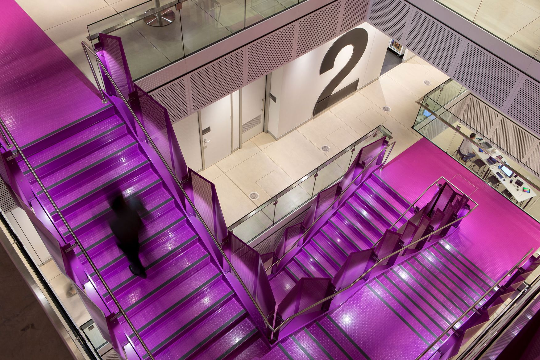 Stairway to Workplace Heaven