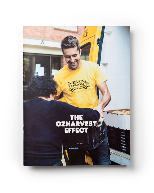 The OzHarvest Effect - OzHarvest