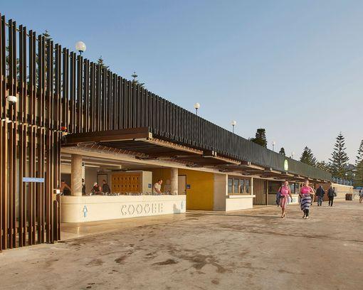 Life Saver - Coogee Pavilion