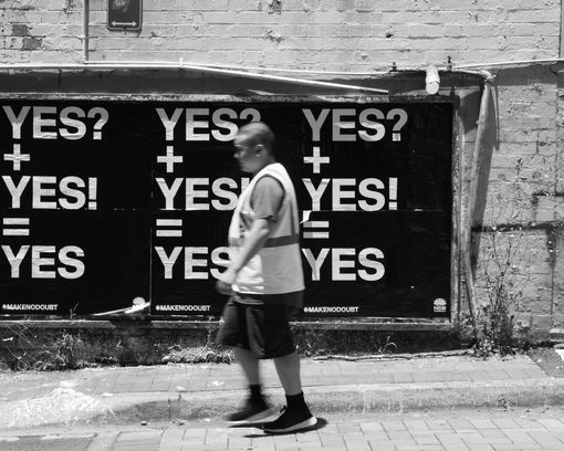 Yes? + Yes! = Yes - Department of Communities and Justice