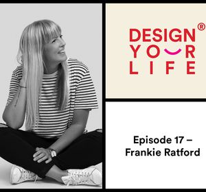 E017 features Vince Frost in conversation with Frankie Ratford founder of The Design Kids.