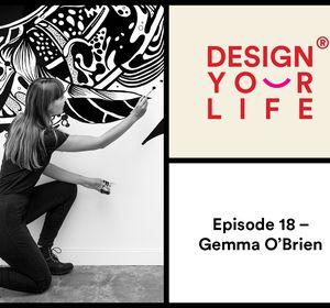 E018 Gemma O'Brien, Artist & Designer with Vince Frost