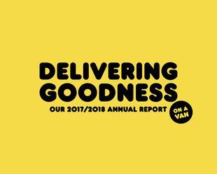 OzHarvest Annual Report Van
