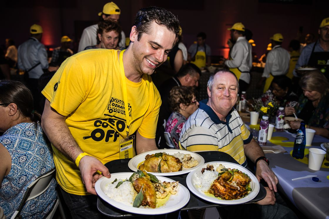Celebrating 15 Years of OzHarvest