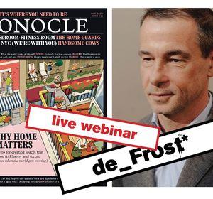 de_Frost* #57 - Re_Designing Our Sense of Place - Live Webinar