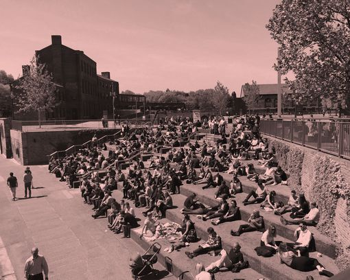 Transforming Space into Place - A Placemaking Essay